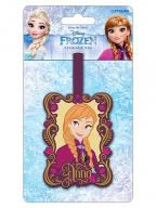 Tag za kofer - Frozen Anna