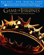 Igra prestola (sezona 2) BD