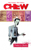 chew volume 1 tasters choice