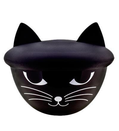 Činija - Black Cat