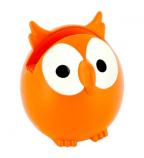 Držač za naočare - Owl, Orange