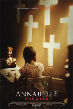 Annabelle: Početak, dvd