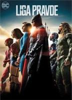 Liga pravde, dvd