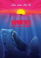 Meg: Predator iz dubina, dvd