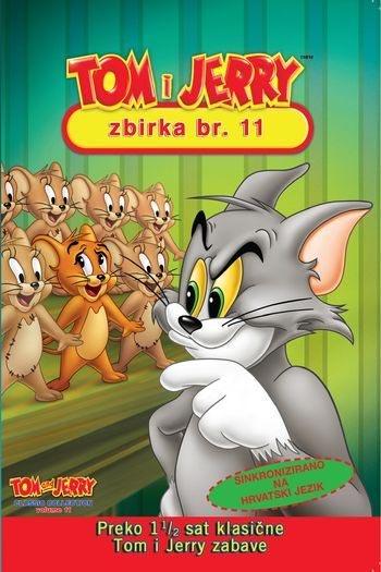 Tom i Jerry kolekcija 11, dvd