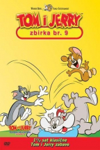 Tom i Jerry kolekcija 9, dvd