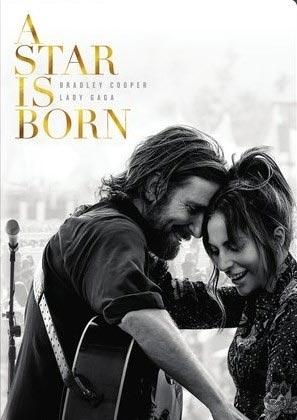 Zvijezda je rođena, dvd