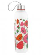 Flaša za vodu - HappyGlou, Coquelicots