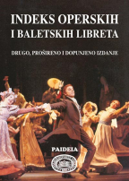 Indeks operskih i baletskih libreta