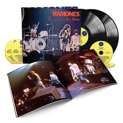 IT'S ALIVE (40TH ANNIVERSARY DELUXE EDITION) (VINYL+CD BOX)
