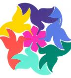 Podmetač - Entrecolibris, Multicolor