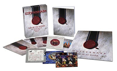 Slip Of The Tongue 30th Anniversary Edition (Deluxe Edition Box Set )