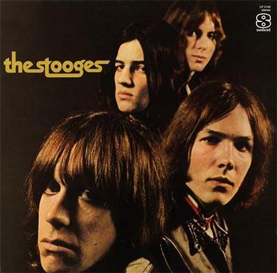 THE STOOGES (WHITE VINYL ALBUM)