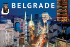 VODIČ: BEOGRAD / BELGRADE - ENGLESKI