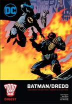 2000 AD DIGEST: BATMAN/DREDD