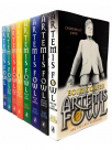 artemis fowl - 8 book collection