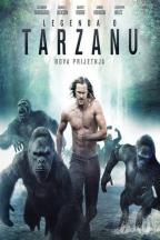 Legenda o Tarzanu BD