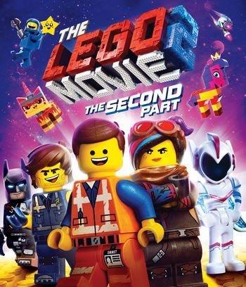 Lego film 2 BD