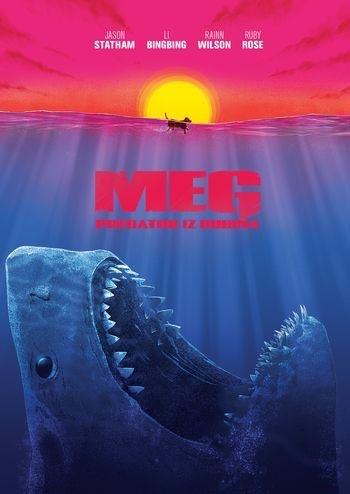 Meg: Predator iz dubina BD
