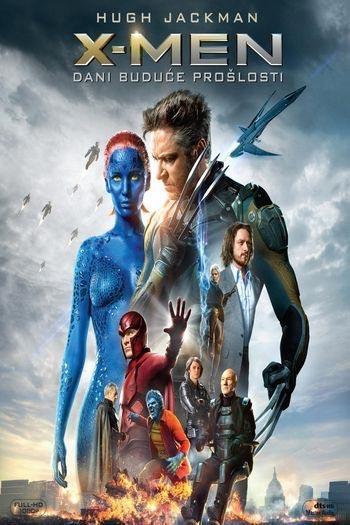 X-Men: Dani buduće prošlosti BD
