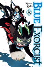 Blue Exorcist, Vol. 8