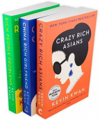 Crazy Rich Asians Trilogy - 3 Book Collection