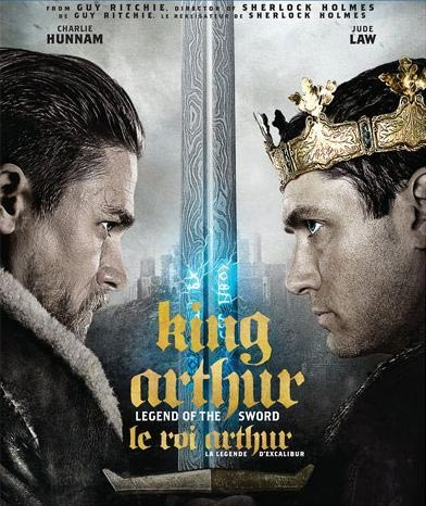 Kralj Artur: Legenda o maču, dvd