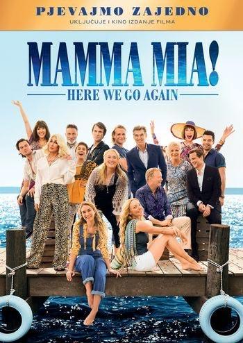 DVD, MAMMA MIA: HERE WE GO AGAIN