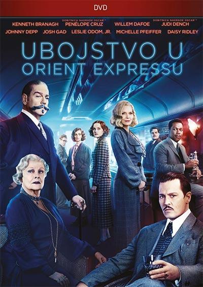 DVD, UBOJSTVO U ORIJENT EKSPRESU