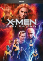X-Men: Dark Phoenix, dvd