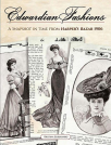 edwardian fashions a snapshot in time from harpers bazar 1906
