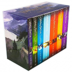 Harry Potter - The Complete Collection Box Set