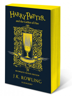 Harry Potter And The Goblet Of Fire - Hufflepuff Edition