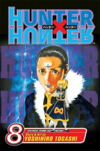 Hunter X Hunter, Vol. 8: The Island