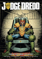 JUDGE DREDD - TOUR OF DUTY: MEGA-CITY JUSTICE