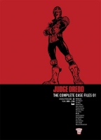 JUDGE DREDD: THE COMPLETE CASE FILES 01