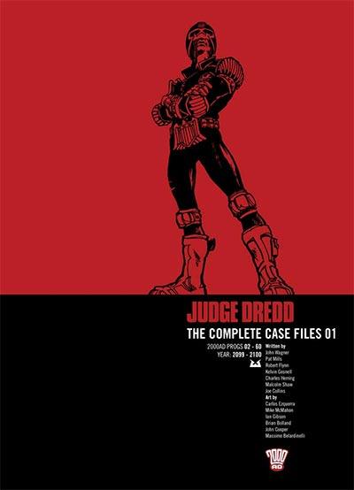 JUDGE DREDD: THE COMPLETE CASE FILES 01
