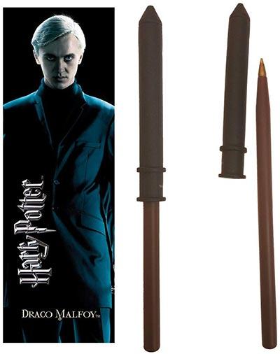 Set hemijska i bukmarker Harry Potter - Draco Malfoy