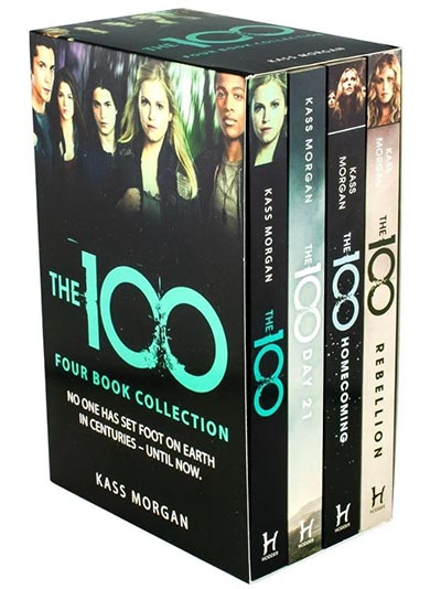 The 100: Four Book Collection
