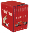 the adventures of tintin - compact editions