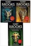 the dark legacy of shannara series collection - 3 book set