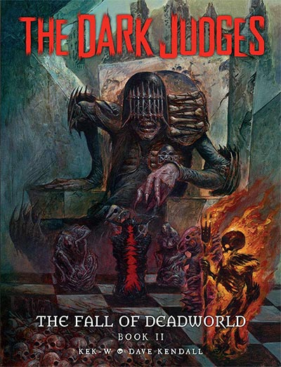 THE FALL OF DEADWORLD 2: THE DARK JUDGES