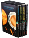 the hitchhikers guide to the galaxy the complete trilogy - 5 book collection