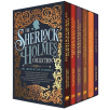 the sherlock holmes collection - deluxe 6 book box set