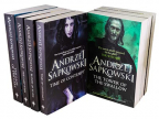 The Witcher Series Collection - 7 Book Set