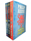 the world of mortal engines collection - 3 book set