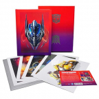 transformers a visual history limited edition