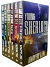 young sherlock holmes - 6 book collection