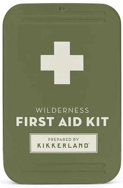 First Aid Kit - Wilderness