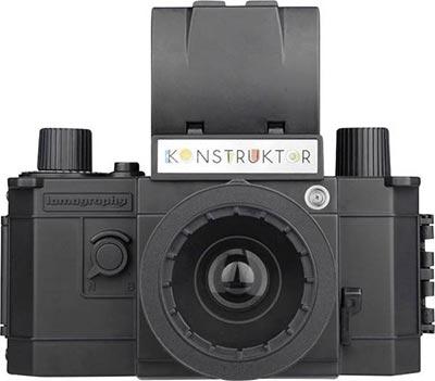 Fotoaparat - Lomo, Konstruktor Flash